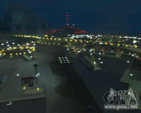 Project 2dfx 2.5 para GTA San Andreas sexta pantalla