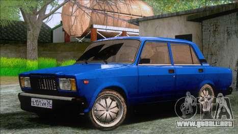 Wheels Pack v.2 para GTA San Andreas sexta pantalla