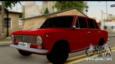VAZ 2101 FOX para GTA San Andreas