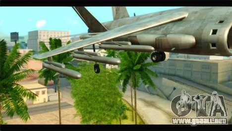 Mammoth Hydra v1 para la visión correcta GTA San Andreas