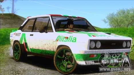 Wheels Pack v.2 para GTA San Andreas segunda pantalla