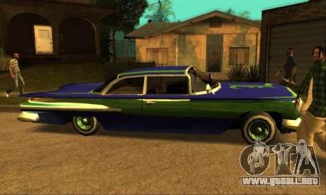 Luni Voodoo para la visión correcta GTA San Andreas