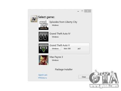 GTA 5 OpenIV 2.5