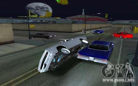 Coche De Caballito para GTA San Andreas segunda pantalla