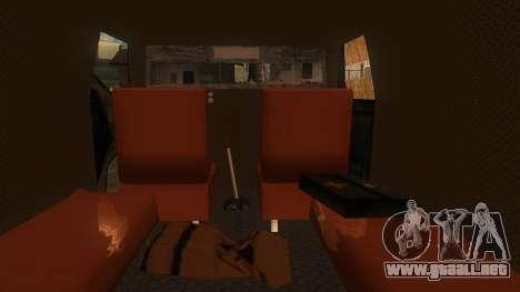 el que para la visión correcta GTA San Andreas