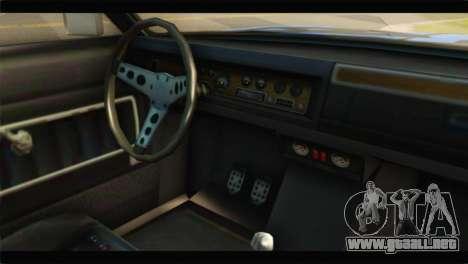 GTA 5 Benefactor Glendale Special para la visión correcta GTA San Andreas
