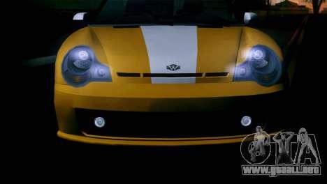 GTA 5 Weeny Issi IVF para la visión correcta GTA San Andreas