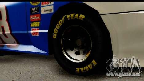 Elegy NASCAR para la visión correcta GTA San Andreas