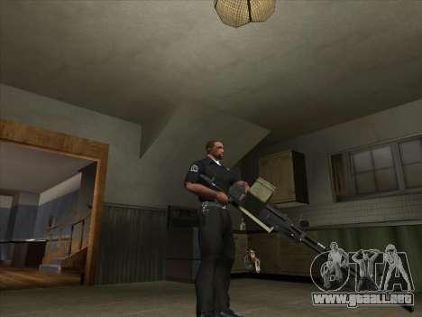 CABLE de Battelfield 2 para GTA San Andreas