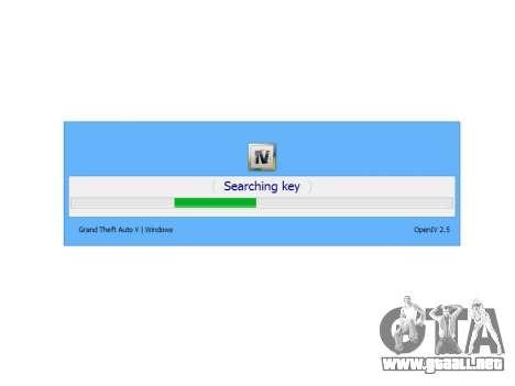 GTA 5 OpenIV 2.5 cuarto captura de pantalla