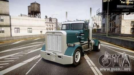 JoBuilt 289 Phantom para GTA 4