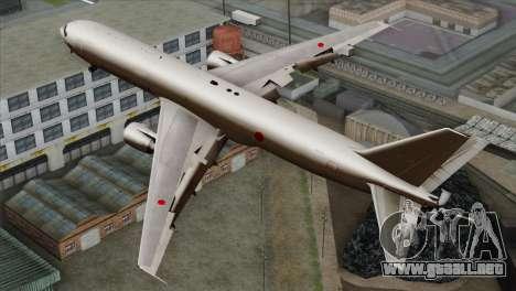 Boeing KC-767 Japan Air Self-Defense Force para GTA San Andreas left