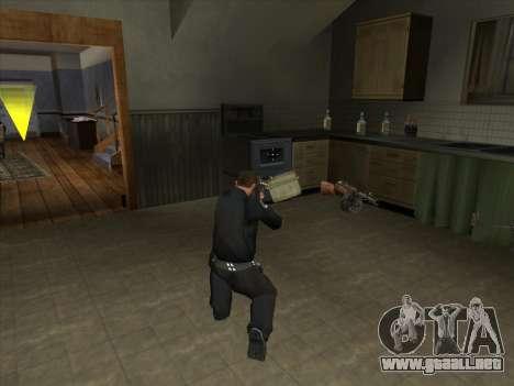 CABLE de Battelfield 2 para GTA San Andreas tercera pantalla
