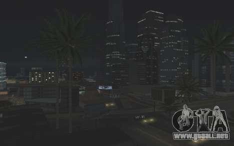 Colormod & ENBSeries para GTA San Andreas tercera pantalla