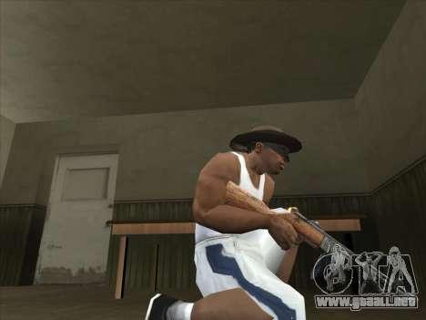 De la gran rusia máquinas para GTA San Andreas sexta pantalla