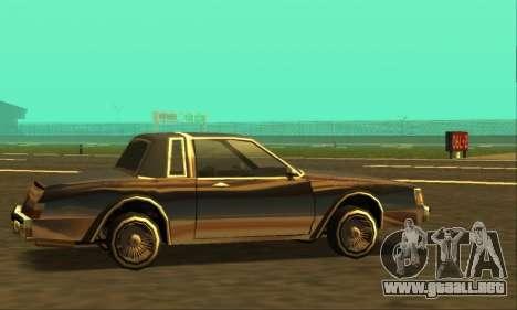 Majestic Restyle para la visión correcta GTA San Andreas