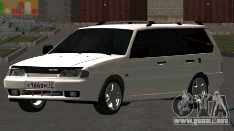 2115 Universal БПАN para GTA San Andreas