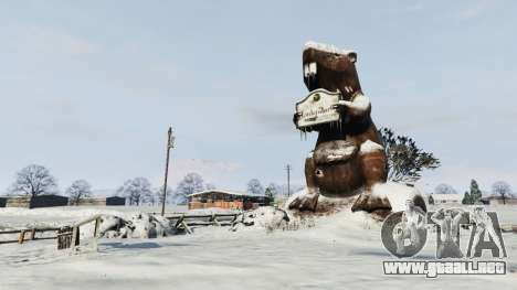 GTA 5 Native Trainer v1.1 North Yankton loader
