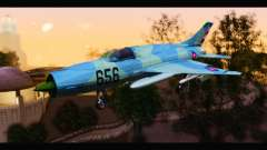 MIG-21MF Cuban Revolutionary Air Force