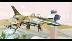 F-16A Netz para GTA San Andreas