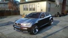 HAMANN BMW X6 2011 Tycoon EVO M v1.0 TSE