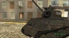 Tanque M4 Sherman