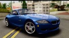 BMW Z4M Coupe 2008 para GTA San Andreas