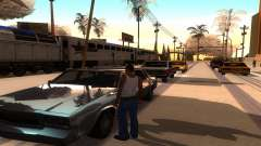 ENB Series por medio de la PC para GTA San Andreas