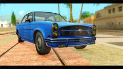 GTA 5 Benefactor Glendale Special para GTA San Andreas