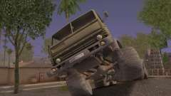 KamAZ 43101 para GTA San Andreas