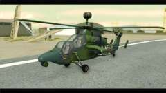 Eurocopter Tiger Polish Air Force para GTA San Andreas