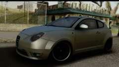 Alfa Romeo Mito Tuning