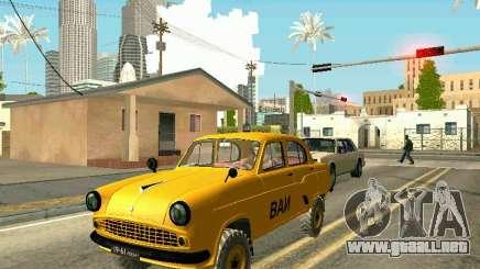 Moskvich 410 En para GTA San Andreas