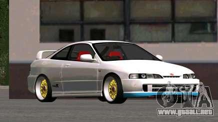 Honda Integra Type R 2000 para GTA San Andreas