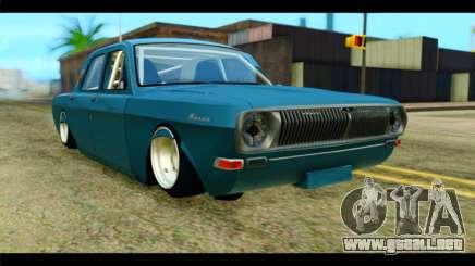 El Aro de GAS 24 para GTA San Andreas