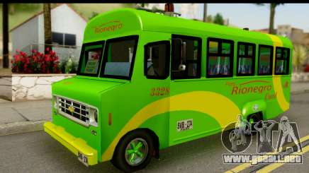 Chevrolet C30 Bus para GTA San Andreas