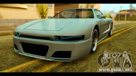 Infernus Rapide S para GTA San Andreas