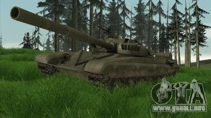 T-72 para GTA San Andreas