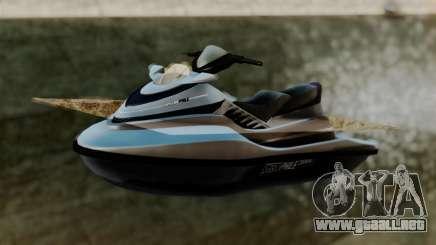 Seashark from GTA 5 para GTA San Andreas