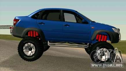 VAZ 2190 de la Subvención para GTA San Andreas