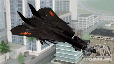 F-14 China Air Force para GTA San Andreas