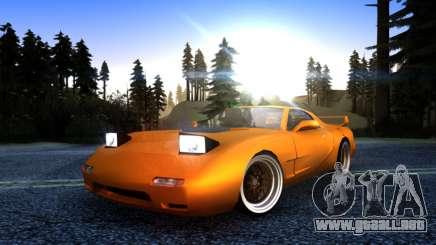 ZR-350 by Verone v.1 para GTA San Andreas