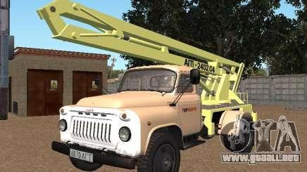 GAS 52 Skylift para GTA San Andreas