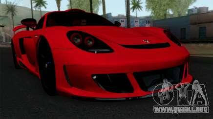 Gemballa Mirage GT v3 Windows Up para GTA San Andreas