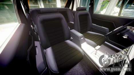 Ford LTD LX 1985 v1.6 para GTA 4 vista lateral