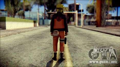 Naruto Skin para GTA San Andreas segunda pantalla