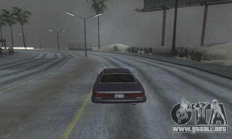 ENB v1.9 & Colormod v2 para GTA San Andreas octavo de pantalla