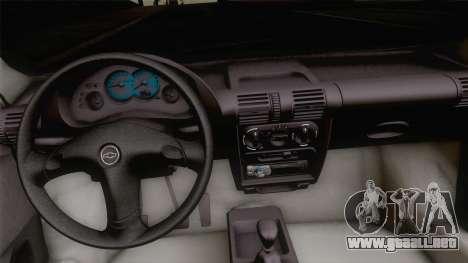 Chevrolet Corsa Classic 2009 para la visión correcta GTA San Andreas