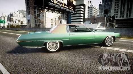 Albany Manana GTA V Style para GTA 4 left