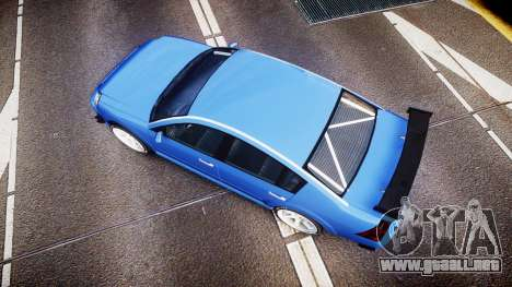Annis Pinnacle RT para GTA 4 visión correcta